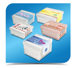 POLYPROPYLENE BOXES FOR COTTON SWABS 001